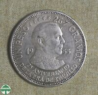 1955 DOMINICAN REPUBLIC TRUJILLO PESO