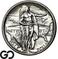 1926 S OREGON TRAIL COMMEMORATIVE HALF DOLLAR