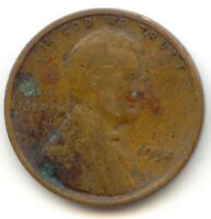 USA 1934 ONE CENT AMERICAN PENNY - 1C EXACT COIN SHOWN