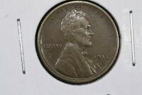1914-S LINCOLN CENT, EXTRA FINE