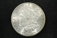 1890-S MORGAN DOLLAR, BU