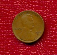 1909-S LINCOLN WHEAT CENT  CIRCULATED FINE COIN SHIPS FREE