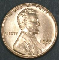 1955-D LINCOLN CENT PENNY BU  COIN  B16867
