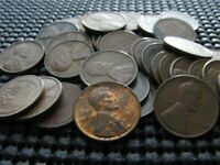 24 LINCOLN CENTS 1916-1919 AND 35 1930'S COINS