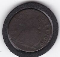 1699    FARTHING   COPPER  KING  WILLIAM  III  COIN