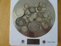 COLLECTION OF OF PRE 1920 SILVER BULLION COINS 168G