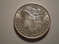SAB6 USA 1900 SILVER MORGAN DOLLAR