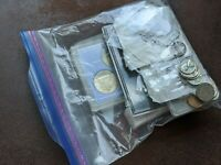 MIXED BAG OF US COINS SOLD AS ONE LOT  LOOK AT THE PICS THEY