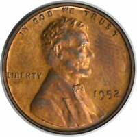 1952 LINCOLN CENT CHOICE PROOF UNCERTIFIED