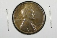 1929-D LINCOLN CENT, CHOICE BROWN UNC.