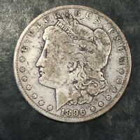 1896-O MORGAN SILVER DOLLAR - HIGH QUALITY SCANS I533