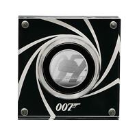 THE ROYAL MINT PAY ATTENTION 007 2020 UK HALF OUNCE SILVER P