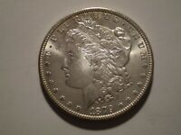 SBR33 USA 1879 S SILVER MORGAN DOLLAR