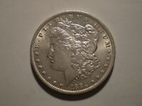 SBQ14 USA 1884 SILVER MORGAN DOLLAR