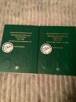 1964 TO 2003 KENNEDY HALF DOLLAR BOOKS COMPLETE