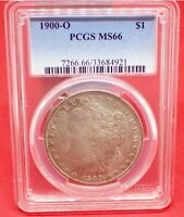 1900 O PCGS MINT STATE 66 MORGAN DOLLAR