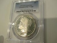1891S U.S MORGAN DOLLAR-PCGS UNCIRCULATED DETAILS CLEANED