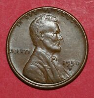 1950 D LINCOLN CENT