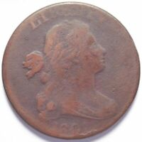 1801 DRAPED BUST LARGE CENT 1/000