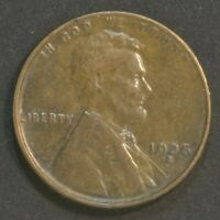 1935-S LINCOLN CENT PENNY