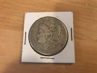 1891 O MORGAN SILVER DOLLAR, CIRCULATED