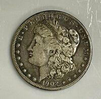 UNITED STATES MINT MORGAN DOLLAR 90 SILVER COIN - 1902