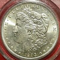 1903 MORGAN DOLLAR PCGS MINT STATE 65