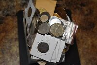 2 POUND BOX OF POSSIBLY BETTER COINS? BOX 3