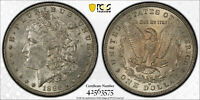 1886-O VAM 1A CLASHED E TOP 100 MORGAN SILVER DOLLAR $1 PCGS MINT STATE 60