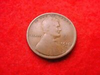 1910-S LINCOLN CENT  CENT   23