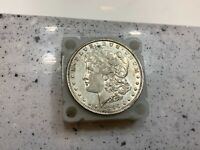 1896-O MORGAN SILVER DOLLAR GRAND PAS COLLECTION BETTER DATE, DONT MISS