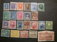 HAWAII STAMP COLLECTION CZ5