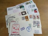 US NAVY CACHET AND COVER COLLECTION OF 9 LOT 18 GREAT VALUE