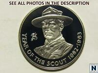 NOBLESPIRIT NO RESERVE 1983 ASCENSION ISLE YR. OF SCOUT 25 P