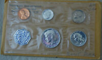 1964 US MINT PROOF SET WITH ACCENTED HAIR VARIETY KENNEDY &
