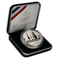 2010 W US AMERICAN VETERANS DISABLED FOR LIFE COMMEMORATIVE PROOF SILVER DOLLAR