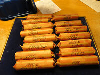 1984  ROLL  CENTS  CIRCS   YOU ARE BIDDING THIS LISTED ROLL ONLY
