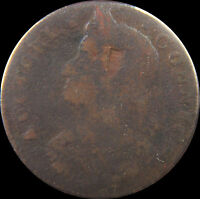 1787 CONNECTICUT EARLY COPPER