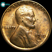 1930-S LINCOLN CENT WHEAT CENT  ----  STUNNING  ----  C944