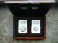 SAO JOSE DELUXE SET. BOLIVIA 8  1610 1613 PR AND 4 REALES 1616 1617 PM. NGC