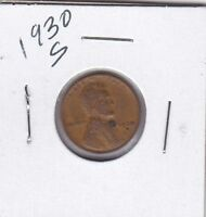 LINCOLN CENT 1930S