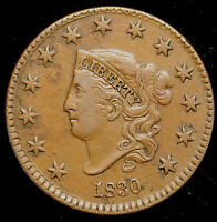 1830 N 2 LARGE CENT