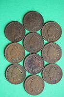 1899 1900 1901 1902 1903 1904 1905 1906 1907 1908 INDIAN HEAD CENTS PENNIES 50