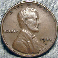 1925-D LINCOLN CENT WHEAT CENT    ---  --- P471