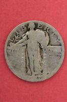 1927-P STANDING LIBERTY QUARTER FAST SHIPPING 90 SILVER US BULLION COIN 116
