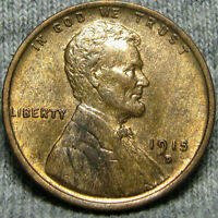 1915 D LINCOLN CENT WHEAT PENNY       STUNNING MAKE AN OFFER       P058