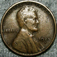 1925-D LINCOLN CENT WHEAT CENT   ----  ---- B635