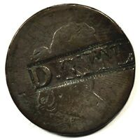 1797 LARGE CENT COUNTERSTAMP