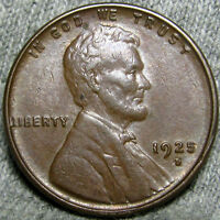 1925-D LINCOLN CENT WHEAT CENT --  ---- H473