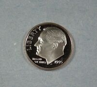 1995 S ROOSEVELT DIME GEM PROOF